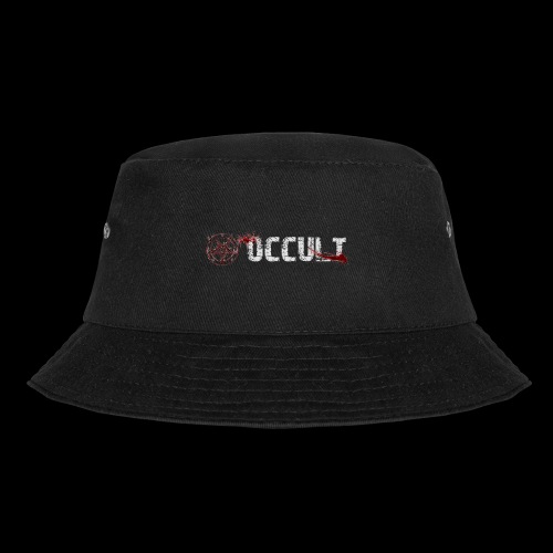 Occult Ghost Hunts - Bucket Hat