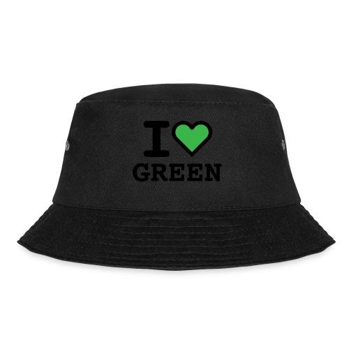 i-love-green-2.png - Cappello alla pescatora