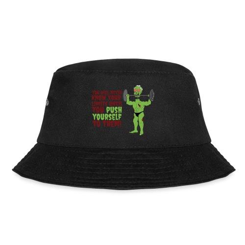 Push yourself - Bucket Hat