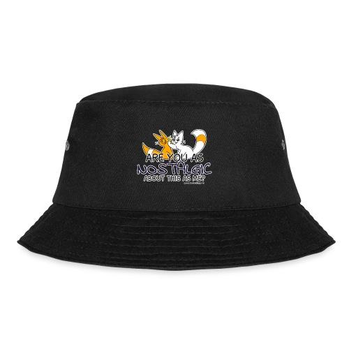 Nostalgia Hurts - Bucket Hat