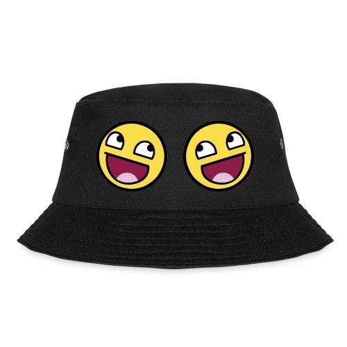 Boxers lolface 300 fixed gif - Bucket Hat