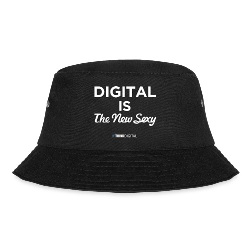 Digital is the New Sexy - Cappello alla pescatora