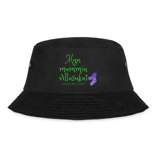 My woolen wool is my needlework - Bucket Hat