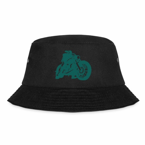 born to ride - Bucket Hat