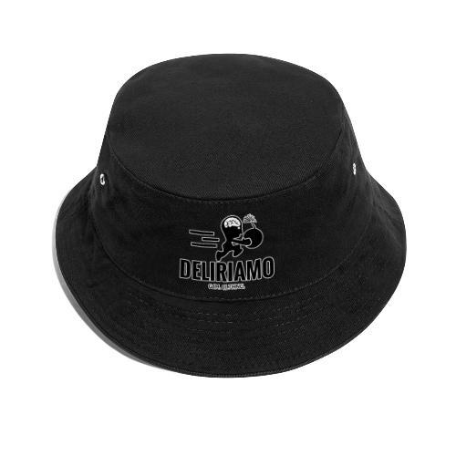 DELIRIAMO CLOTHING BRAINBOMB - Cappello alla pescatora