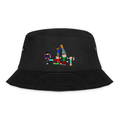 Water Fight - Bucket Hat