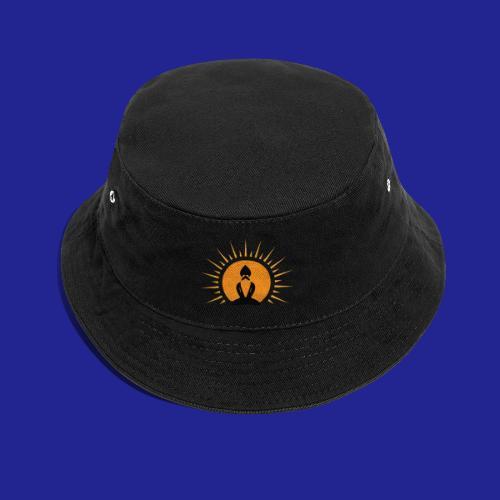 Guramylyfe logo no text black - Bucket Hat