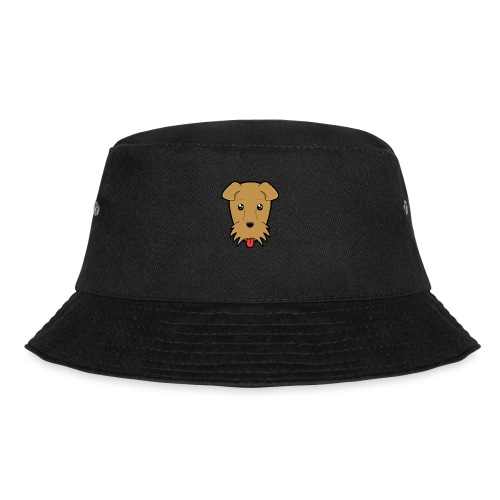 Shari the Airedale Terrier - Bucket Hat