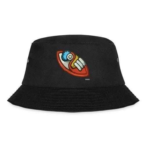 Aztec Flint Knife - Bucket Hat
