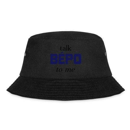 talk bépo new - Bob