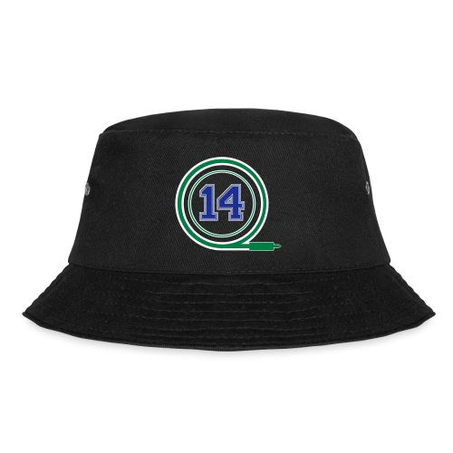 D14 Alt Logo - Bucket Hat
