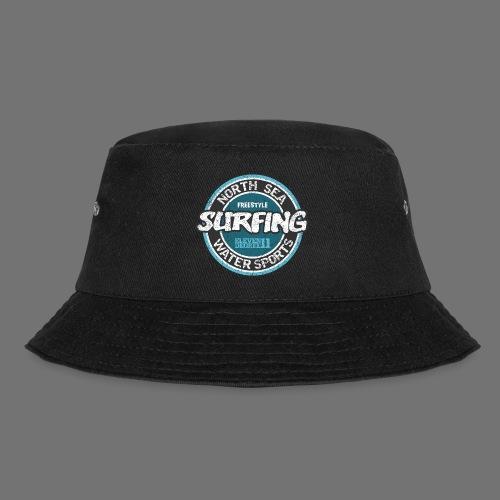 North Sea Surfing (oldstyle) - Bucket Hat
