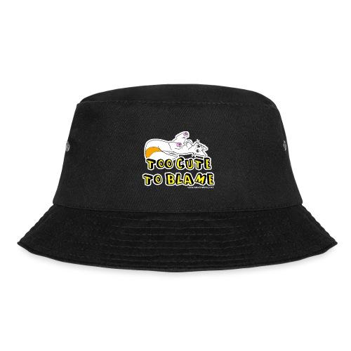 Too Cute To Blame - Bucket Hat