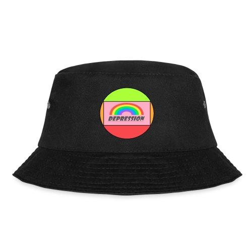 Depressed design - Bucket Hat