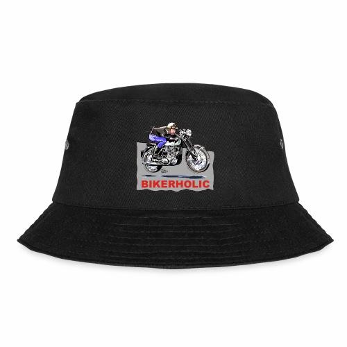 bikerholic - Bucket Hat