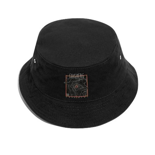 Gaisberg Countour Lines - Bucket Hat
