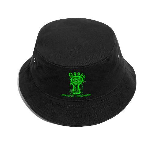Parvati Records Matrix logo - Bucket Hat