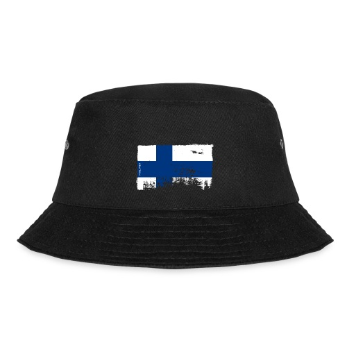 Suomen lippu, Finnish flag T-shirts 151 Products - Kalastajanhattu
