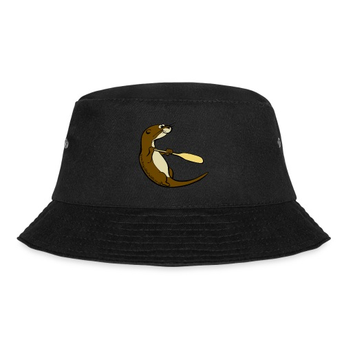 Song of the Paddle; Quentin classic pose - Bucket Hat