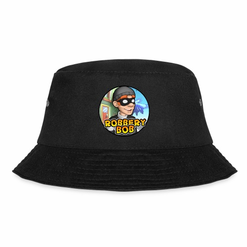 Robbery Bob Button - Bucket Hat