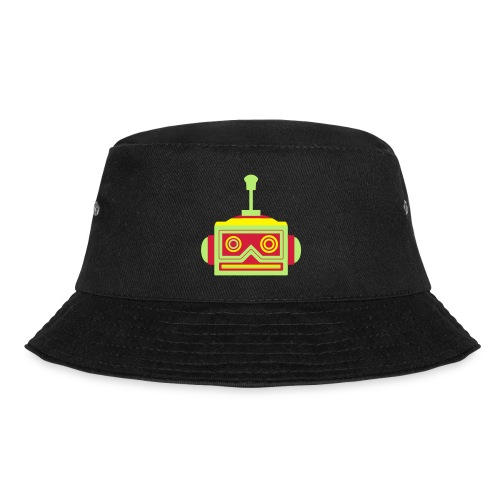 Robot head - Bucket Hat