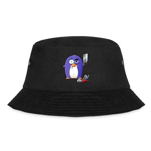 Killer-Pinguin Sushi Time - Fischerhut