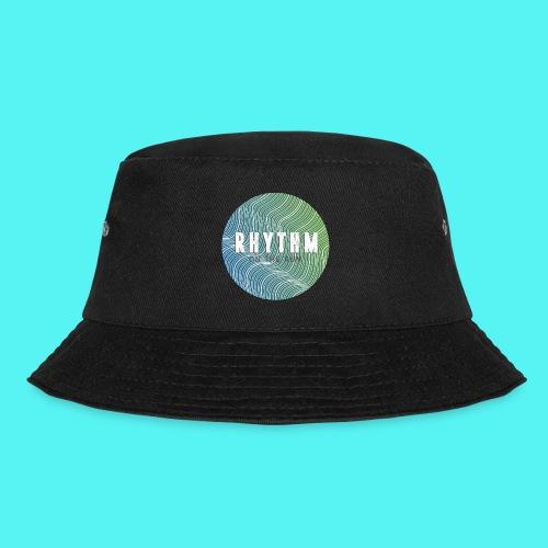 Rhythm On The Run Logo - Bucket Hat