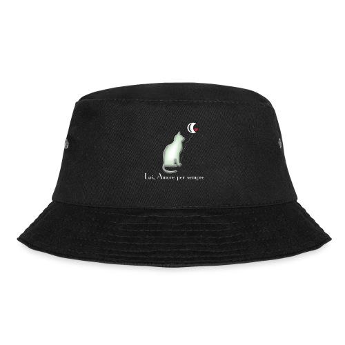 GATTO-E-LUNA - Cappello alla pescatora