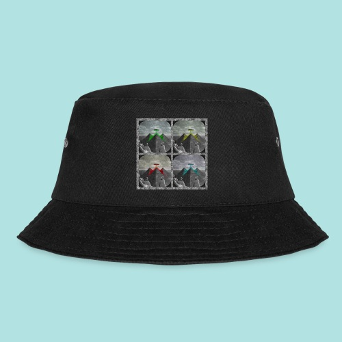 Invasion of the Giza Tombs - Bucket Hat