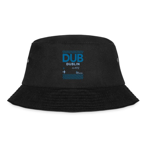 Dublin Ireland Travel - Bucket Hat