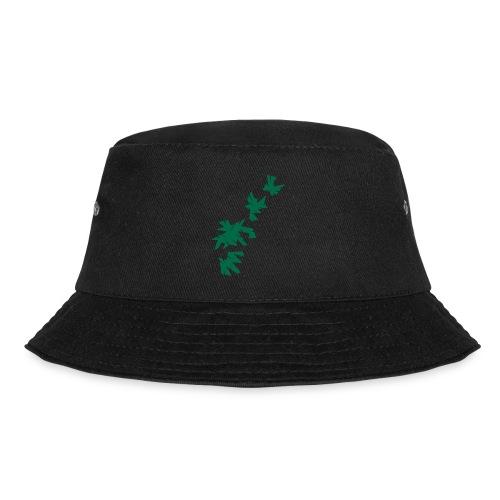 Green Leaves - Fischerhut