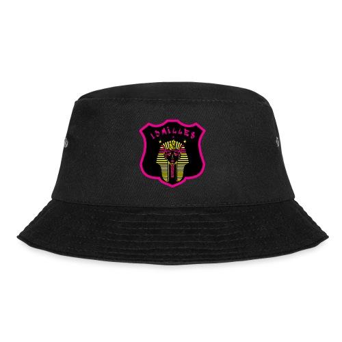Pharaon Noir, Rose, Jaune hyper design - Bob