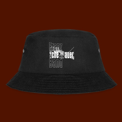FSB Logo gray - Bucket Hat