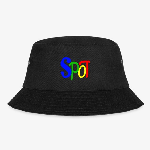 spotCircle Colour - Bucket Hat