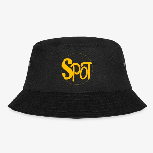 spotCircle Gold - Bucket Hat