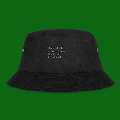 Glog names - Bucket Hat