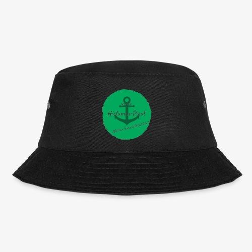 Histamin-Pirat Superheld (grün) - Fischerhut