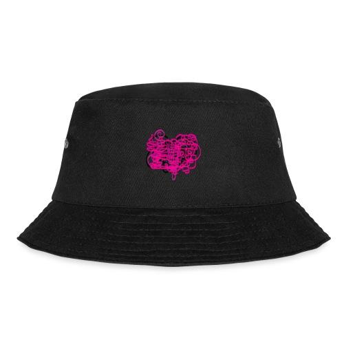 delicious pink - Bucket Hat
