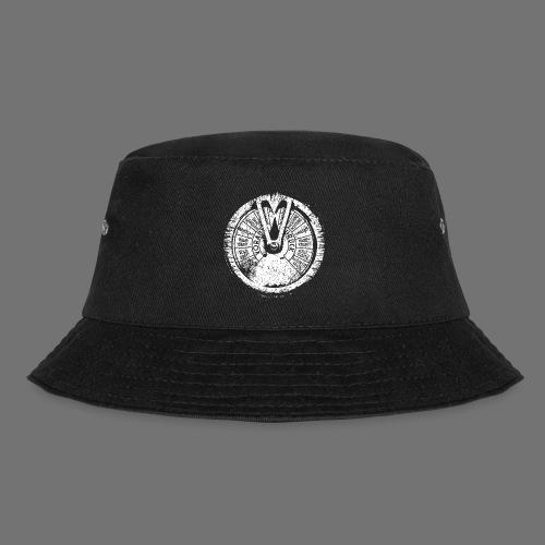 Maschinentelegraph (white oldstyle) - Bucket Hat