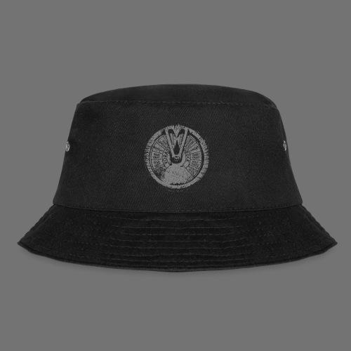 Maschinentelegraph (gray oldstyle) - Bucket Hat