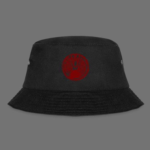 Maschinentelegraph (red oldstyle) - Bucket Hat