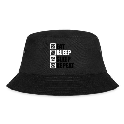 EAT BLEEP SLEEP REPEAT - Bucket Hat