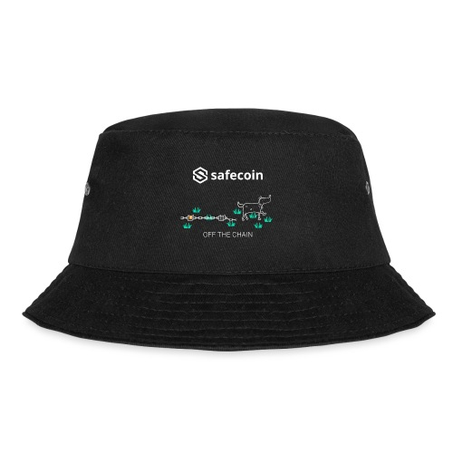 Dogey Chainfree - Off the Chain (White) - Bucket Hat