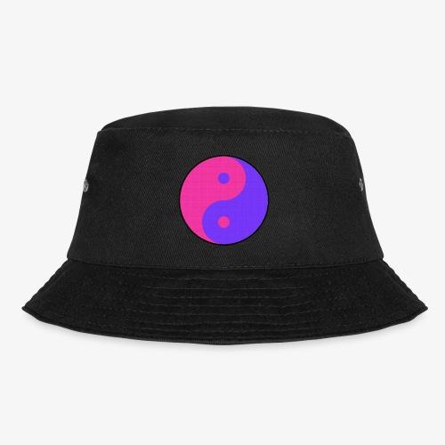 Yin Yang PinkBlue - Gorro de pescador