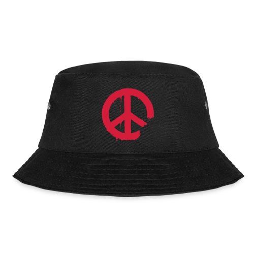 PEACE - Fischerhut