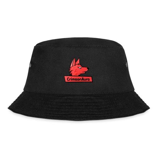 CrimsonAura Logo Merchandise - Bucket Hat