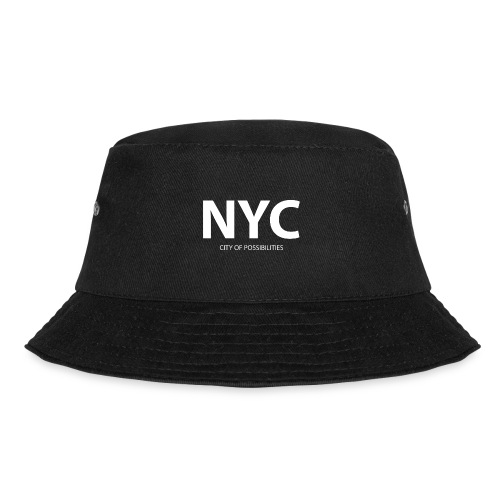 NYC CITY OF POSSIBILITIES - Bucket Hat