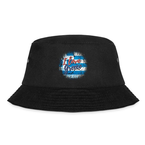 AND LOVE GREECE - Bucket Hat