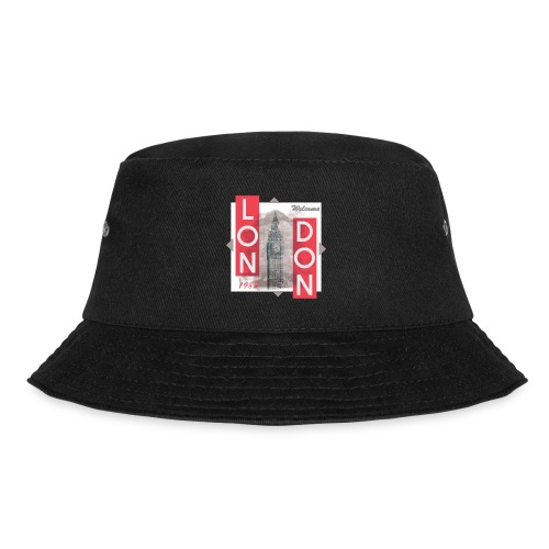 Welcome London - Bucket Hat