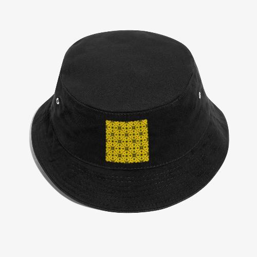 Design motifs jaune et noir - Bob